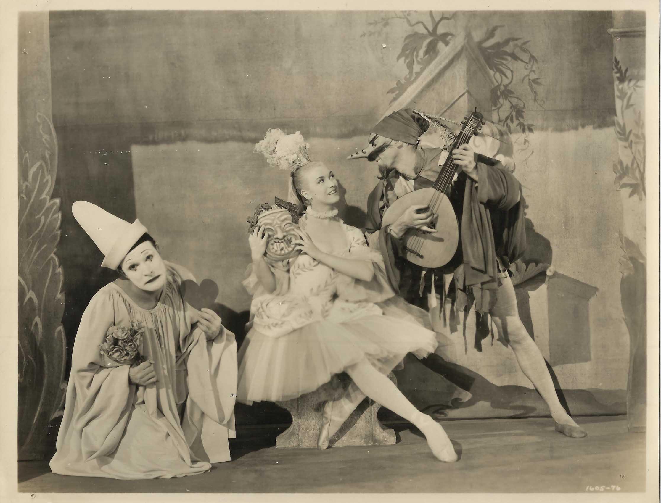 Operarex BELITA GENE KELLY in Invitation to the Dance