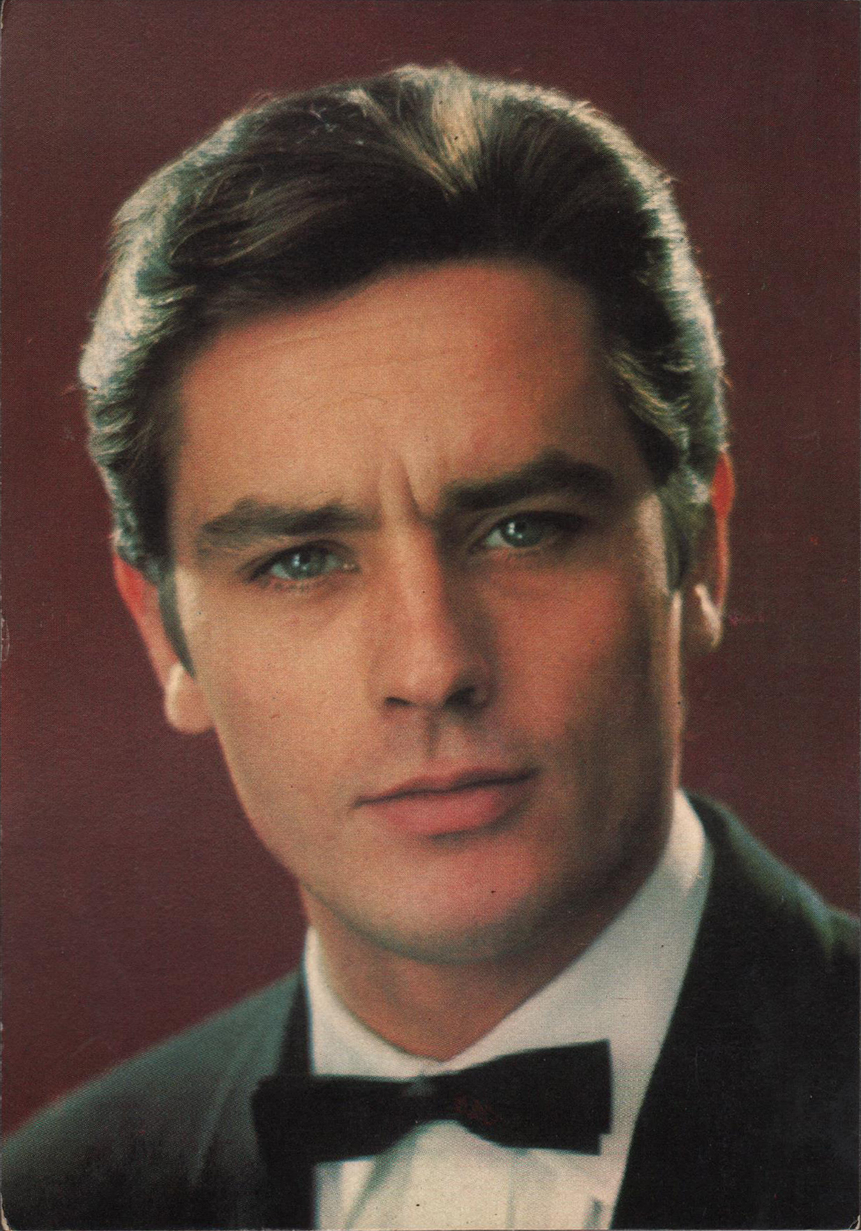 ALAIN DELON - French A...